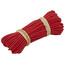 CAMPZ Cuerda de goma - Accesorios para tienda de campaña - 2,2mm/10m rojo